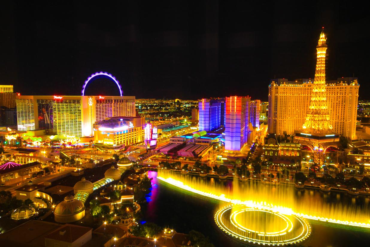 Las Vegas Show Me Paris Hotel